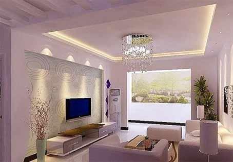 下面笔者将介绍36款现代简约风格的电视背景墙设计,希望能为您的选择