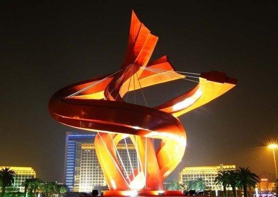 中国最富20大城市排行榜 苏州位列第三