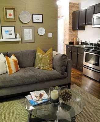 30平小户型装修效果图 打造单身公寓
