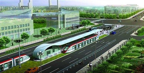 1号线由苏州乐园到龙安路有望2015年上半年运营图片