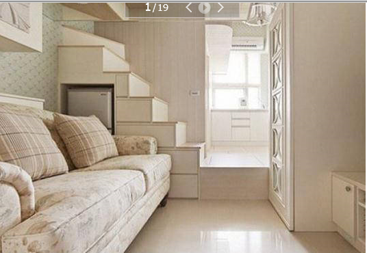 90后17平小窝变身两室两厅