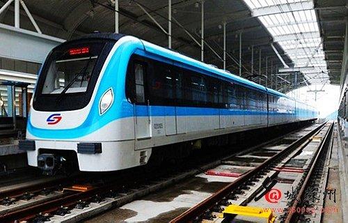苏州轨交二号线运营方案确定 全天服务17个小时图片