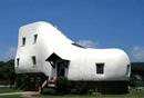 全球古怪异型建筑:会跳舞的房子