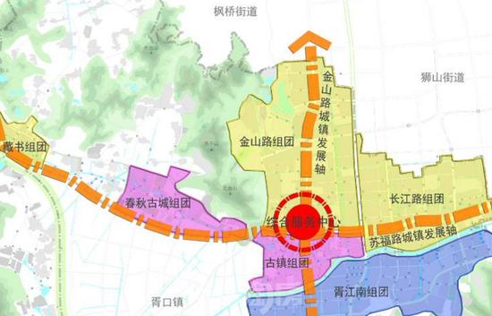 """木渎整体规划升级 文化古镇将迎""""开挂式""""发展"""