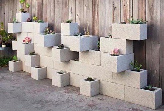 生活小创意,美丽的水泥砖