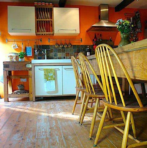 砖秀 为你轻松装点明亮风格厨房