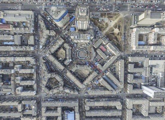 八卦街:沈阳历史文化名城的标志符号之一