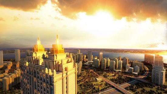 用精装大宅,镌刻温暖时光 建筑面积约220-290㎡精装阔景大宅,悦享幸福人生