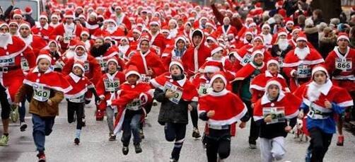 """圣诞节约""""跑""""吧!恒大御峰圣诞跑免费报名开始啦"""