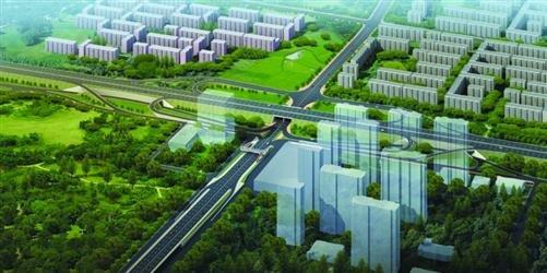 沈阳近日开工改造富民立交桥 建成后富民街与南二环全互通