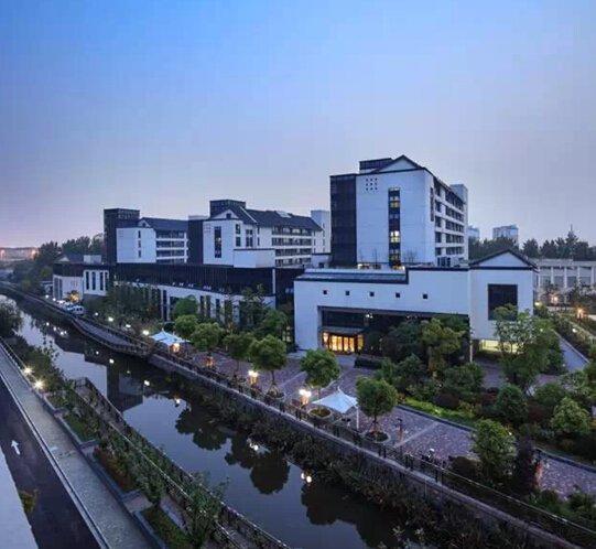 上海市区目前规模最大,设施最全的新中式风格养老院—&#8212图片