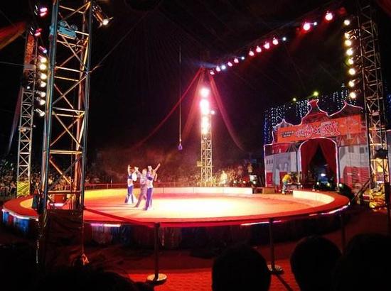 皇家马戏团 礼献盛京