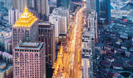 十里河岸长境 圈定城市繁华版图