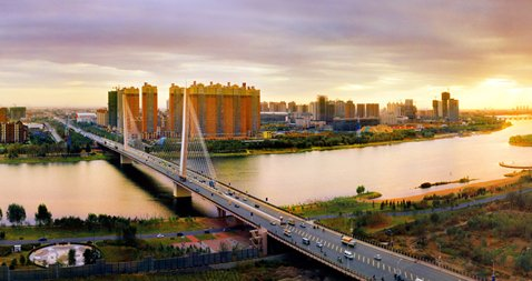沿海国际中心办公LOFT 演绎现代商务未来