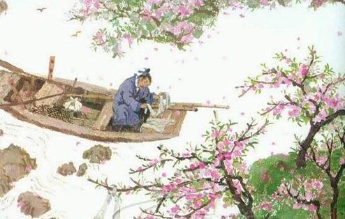 桃花仙境的故事