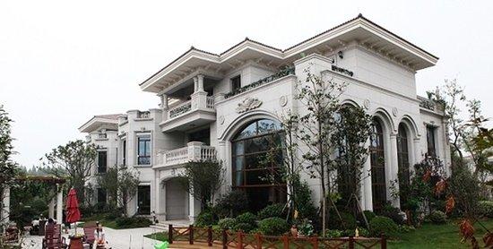 泰州碧桂园钻石别墅图片