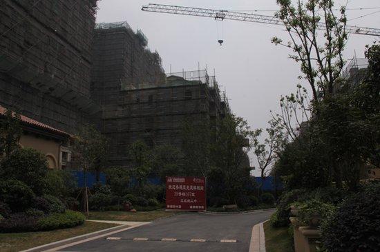 景瑞荣御蓝湾实景图—泰州腾讯房产高清图片