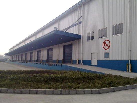 高新区:日本武田再投资建大型物流仓库图片