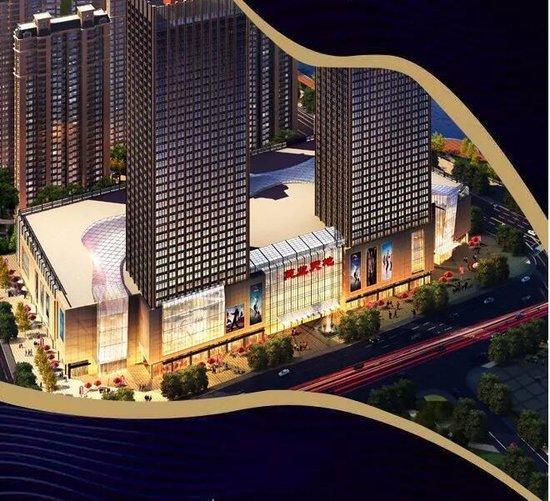 茂业观园6#楼应市加推 时代广场45-1700㎡全能空中商业即将面世