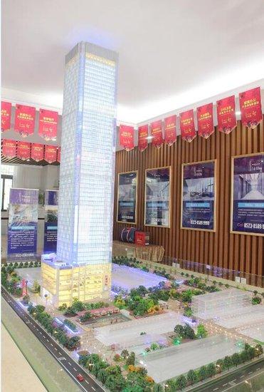 在泰州投资还要看准地段 最高楼潜力巨大
