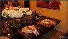 奢华厨房餐桌