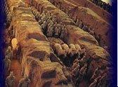 秦始皇兵马俑坑开古代帝王陵寝制度之先河