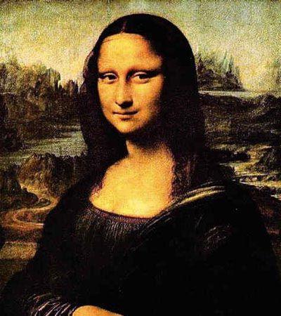 达芬奇画过裸体蒙娜丽莎? 考古学家将鉴定