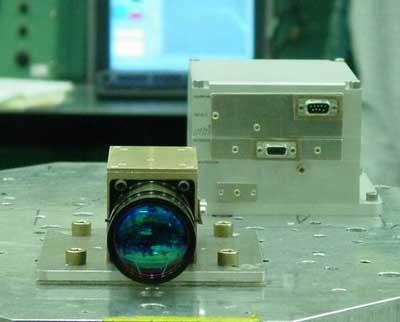 LCROSS装载的7种科学仪器 总亮度光度计