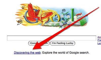 谷歌在英文主页投放帮助链接反击微软必应