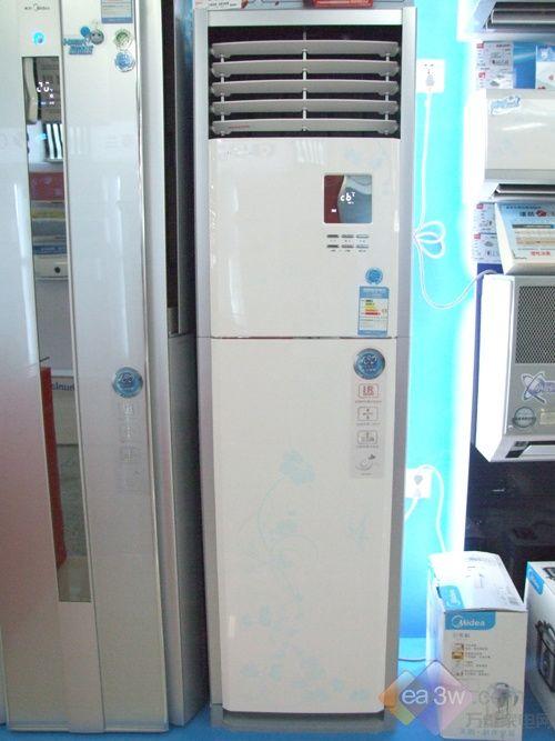 美的e180变频空调降2000特卖 柜机也热销
