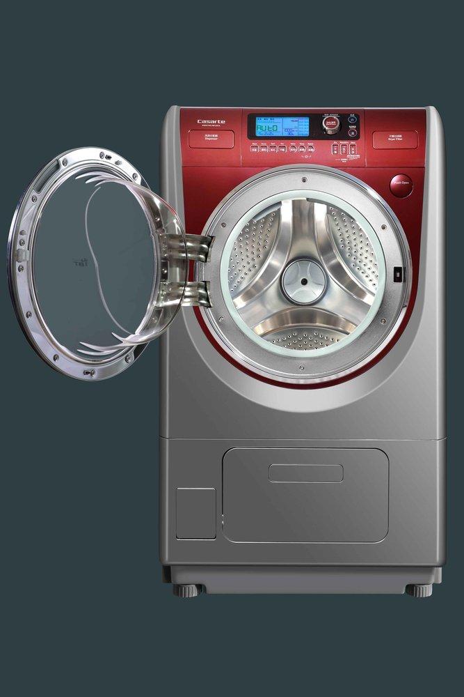 卡萨帝洗衣机新品酷图欣赏
