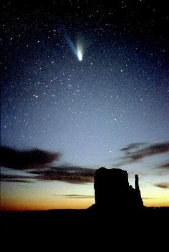 早期彗星内部有液态海洋 暗示或曾存在生命