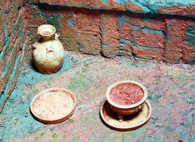 长沙发现两座晋墓 出土17件青瓷器(组图)
