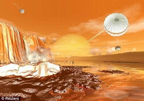 土卫六与地球表面环境很相似 极可能孕育生命