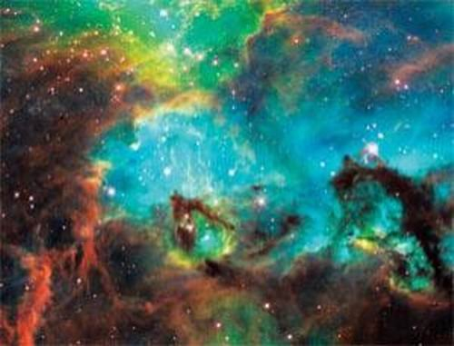 银河系有隐藏的兄弟星系 质量是太阳100亿倍