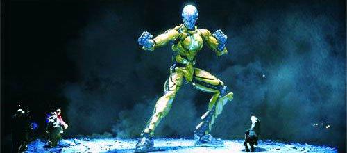 中国科幻电影排行榜_中国首部科幻电影《机器侠》20日全国公映