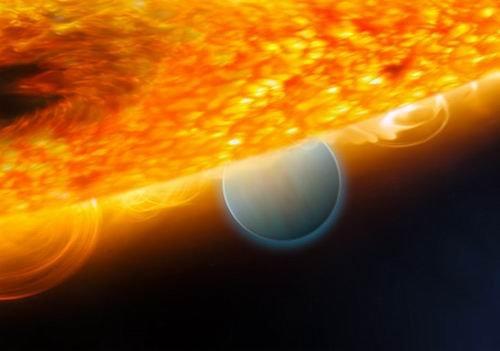 宇宙最不可思议的行星:1天绕恒星公转1周
