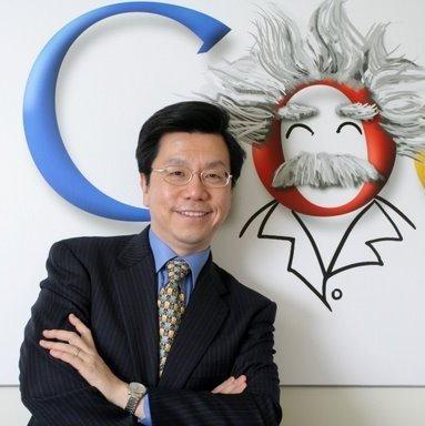 谷歌中国正式宣布李开复辞去总裁一职