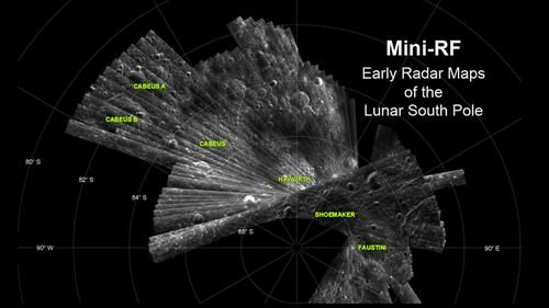 """美科学家发现月球表面存在水的""""确凿证据"""""""
