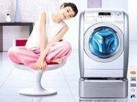 最受关注5大洗衣机推荐 品牌口碑很重要