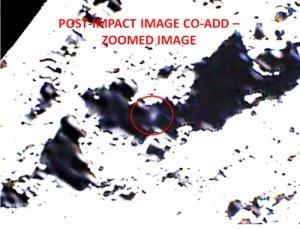 撞月羽状喷射物照片公布 喷射高度不足500米