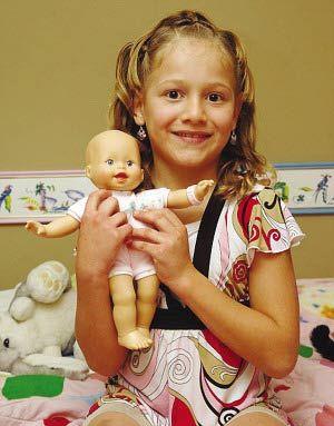 美国8岁女童成为世界上最小的变性人(图)