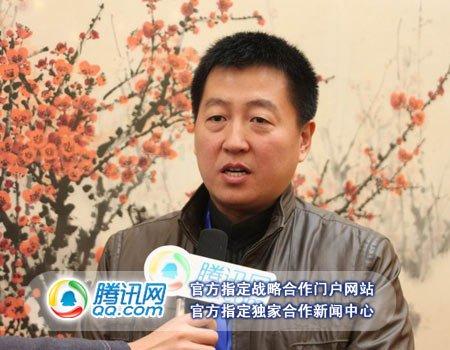 专访网聚董事长吴强:金融危机中营收新增50%