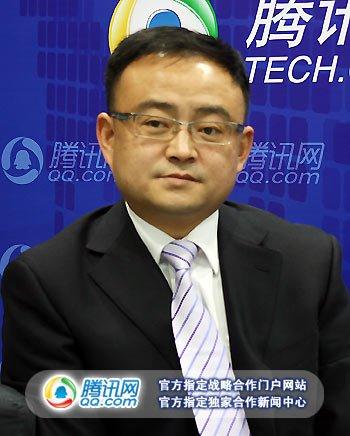 263副总裁张靖海:3G时代中加强推广手机邮件