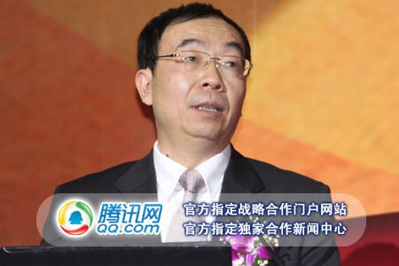图文:国务院新闻办公室网络局局长李伍峰致辞