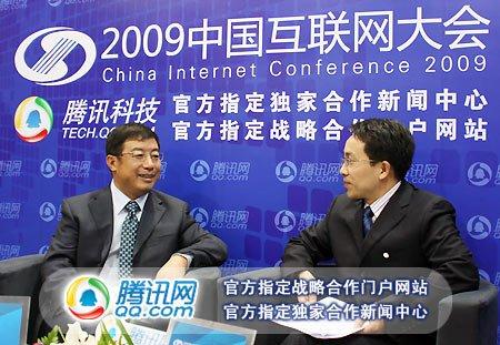 奇虎360总裁齐向东:创业3年颠覆安全行业