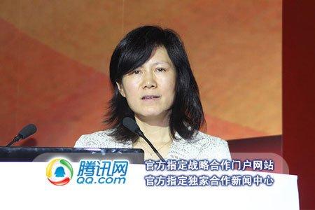 图文:工信部电信管理局局长韩夏演讲