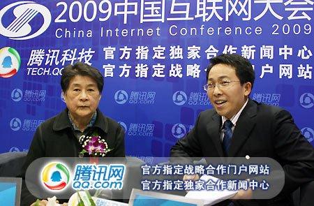 胡启恒:中国有引领全球互联网行业潜质