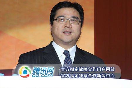 图文:中国电信集团公司家庭客户事业部张新