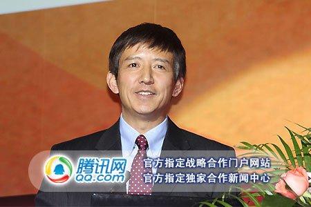 图文:微软亚洲搜索技术中心总经理王永东